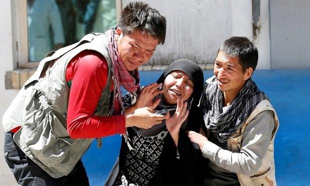 Cifra de muertes a causa del ataque en Kabul aumenta  - ảnh 1