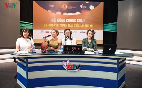 Culminan el XIII Festival de Radiodifusión de Vietnam  - ảnh 1