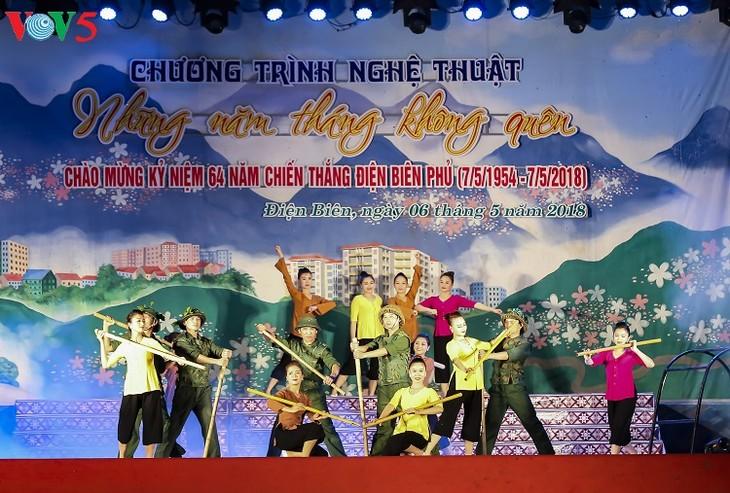 Vietnam conmemora 64 años de la Victoria de Dien Bien Phu - ảnh 1