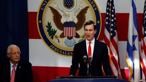 Estados Unidos inaugura su nueva Embajada en Jerusalén - ảnh 1