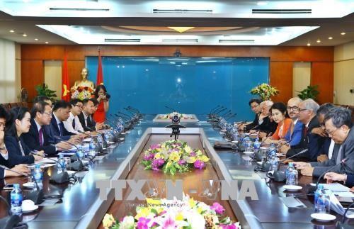 Vietnam por avanzar en tecnología informática regional - ảnh 1