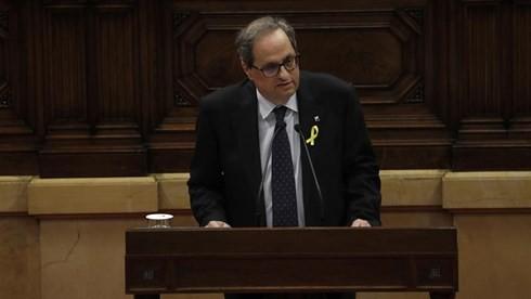 Gobierno español rechaza dialogar sobre asuntos independentistas de Cataluña - ảnh 1
