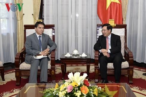 Vietnam y Grecia avanza en la cooperación en comercio - ảnh 1