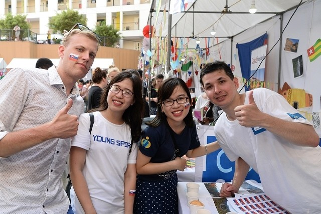 Global Volunteering Day 2018 in Hanoi - ảnh 1