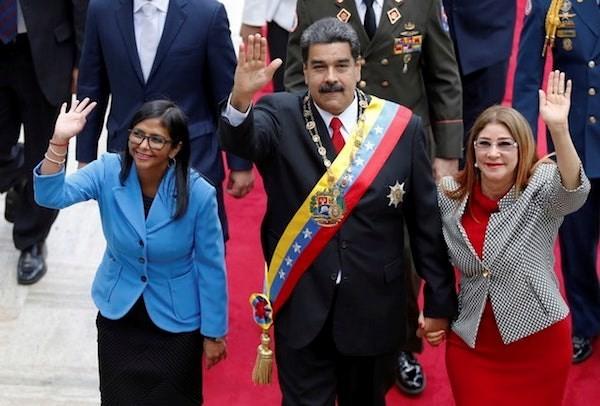 Presidente venezolano presenta plan de acción de su nuevo mandato  - ảnh 1