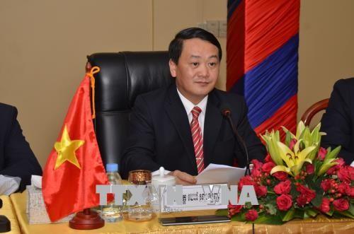 Vietnam y Camboya interesados en consolidar cooperación  - ảnh 1