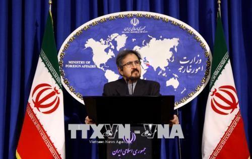 Irán descarta conversaciones nucleares si Estados Unidos no deja de amenazar - ảnh 1