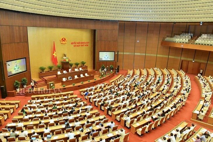 Vietnam posterga la aprobación del proyecto de Ley de Unidades Administrativo-Económicas Especiales - ảnh 1