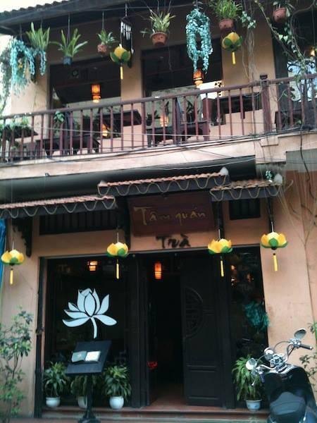 Saborear el té en el verano de Hanói - ảnh 1