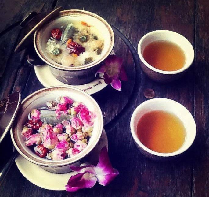 Saborear el té en el verano de Hanói - ảnh 3