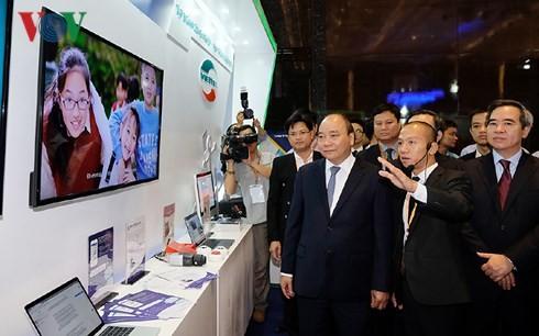 Adaptaciones de visión y estrategia de Vietnam en la Revolución Industrial 4.0  - ảnh 1