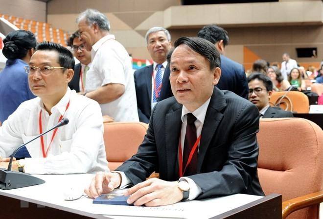 Vietnam se suma al XXIV Encuentro del Foro de Sao Paulo en Cuba - ảnh 1