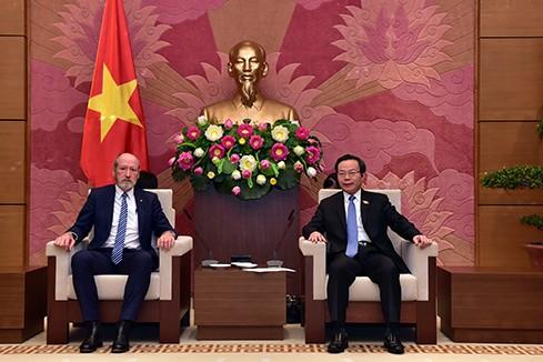 Vietnam y Australia robustecen cooperación legislativa - ảnh 1