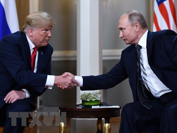 Rusia aplaude cumbre Putin- Trump - ảnh 1