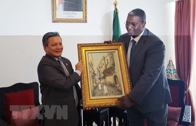 Vietnam interesado en fomentar cooperación turística con Argelia - ảnh 1