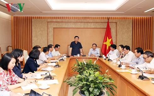 Vietnam impulsa preparativos del programa por los pobres 2018 - ảnh 1