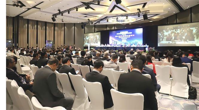 Asamblea Interparlamentaria de la Asean logra consenso sobre temas clave - ảnh 1