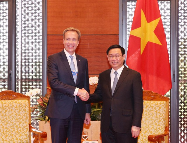 FEM-Asean promete promover la economía vietnamita - ảnh 1