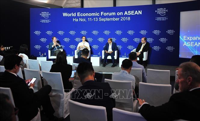 Elevan papel de Asean en la estrategia de desarrollo de sus países miembros - ảnh 1