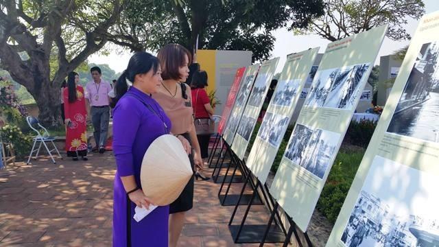 """Exposición """"Hanói: momentos de octubre de 1954"""" - ảnh 1"""