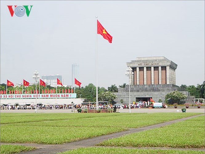 10 destinos impresionantes para un recorrido por Hanói - ảnh 1