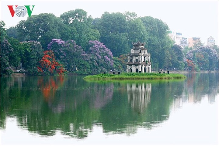 10 destinos impresionantes para un recorrido por Hanói - ảnh 4