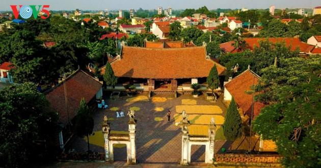 10 destinos impresionantes para un recorrido por Hanói - ảnh 9