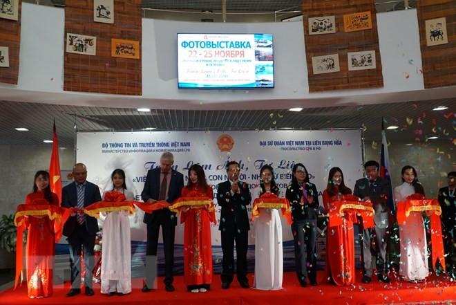 Sensibilizan a los vietnamitas residentes en Rusia sobre soberanía nacional en mares e islas - ảnh 1