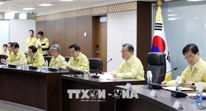Corea del Sur planea abrir ruta aérea internacional con el vecino del norte - ảnh 1