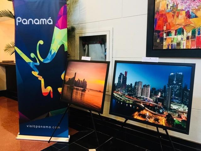 Presentan en Hanói imágenes sobre Panamá  - ảnh 2