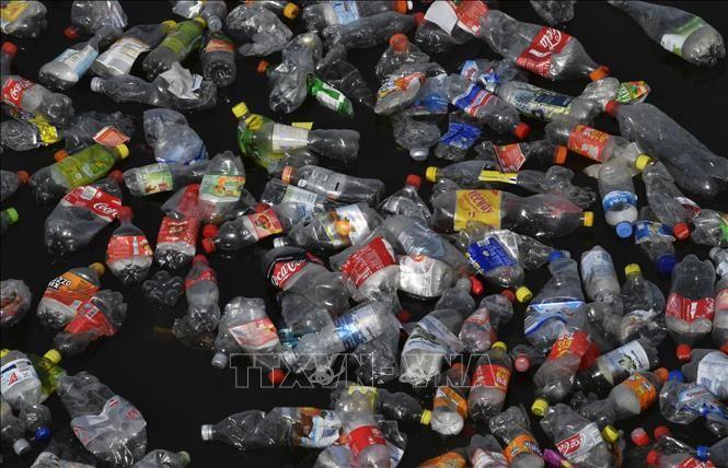 UE aprueba decir adiós a plásticos de un solo uso a partir de 2021 - ảnh 1