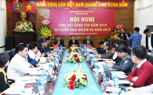 Exportaciones acuícolas de Vietnam por alcanzar 10 mil millones de dólares en 2019 - ảnh 1