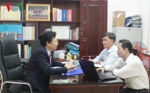 Vietnam aplica tecnología informática para gestionar el sistema de salud pública en localidades   - ảnh 2