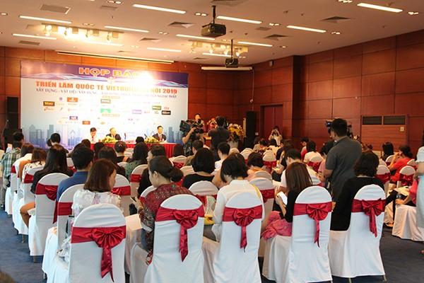 Más de 1.600 stands participan en la Exposición Internacional de Construcción Vietbulid Hanói - ảnh 1
