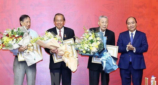 Dong Sy Nguyen, eminente general de la legendaria ruta Ho Chi Minh - ảnh 2
