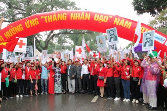 Inician Mes Humanitario en Da Nang  - ảnh 1