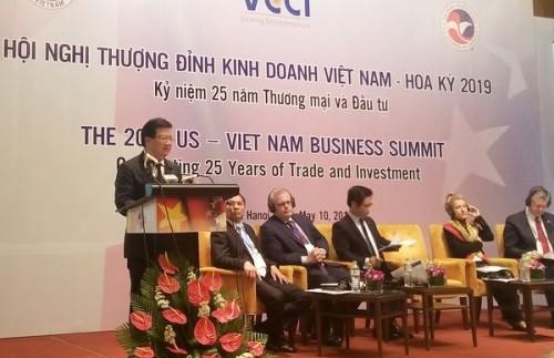 Vietnam y Estados Unidos estrechan cooperación en comercio e inversión - ảnh 1