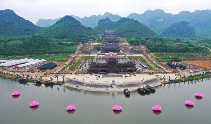 Vietnam listo para la celebración del Vesak 2019  - ảnh 1