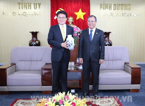 Vietnam y Corea del Sur fomentan cooperación en lucha contra el delito - ảnh 1