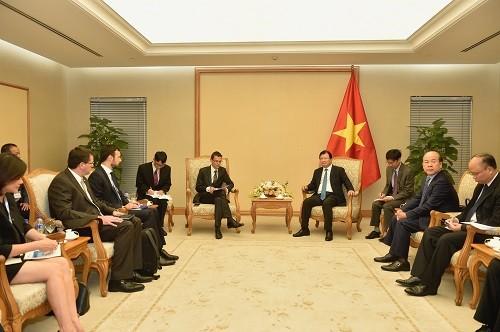 Vietnam y Francia por promover cooperación aérea - ảnh 1
