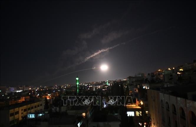 Israel lanza misil contra Siria  - ảnh 1