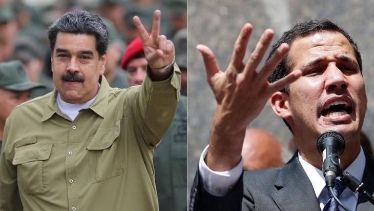 """Gobierno y oposición de Venezuela muestran """"voluntad"""" negociadora - ảnh 1"""