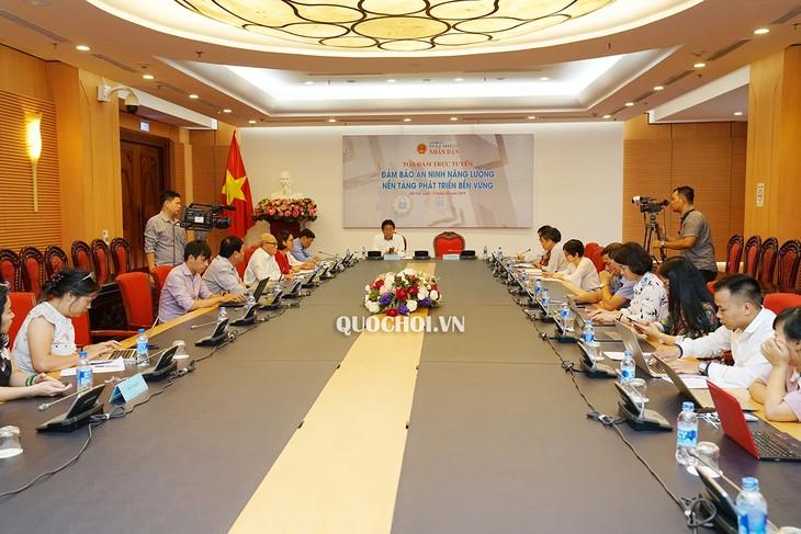 Vietnam refuerza la seguridad energética al servicio del desarrollo sostenible - ảnh 1