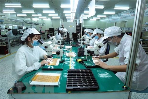 Prensa japonesa valora en alto grado el ambiente inversionista de Vietnam - ảnh 1