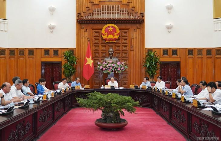 Premier vietnamita insta a garantizar servicio de electricidad  - ảnh 1