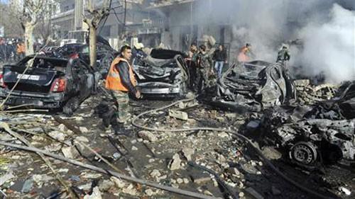 シリアの緊張情勢 - ảnh 1