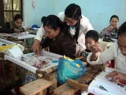 新農村作り目標へ向けた職業訓練 - ảnh 1