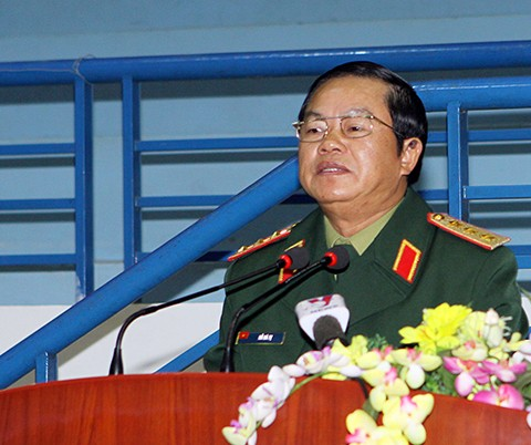 ティ参謀総長、タイを訪問 - ảnh 1