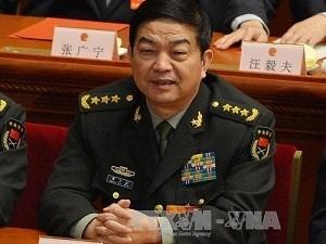 中国国防相、米国訪問 - ảnh 1