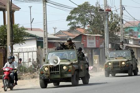カンボジア、野党が社会不安を起こしたと批判された - ảnh 1